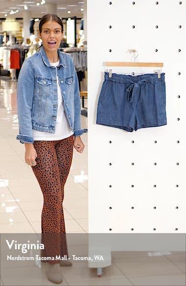 Paperbag Waist Shorts, sales video thumbnail