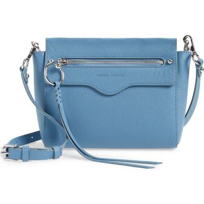 Rebecca Minkoff Gabby Leather Crossbody Bag - Blue
