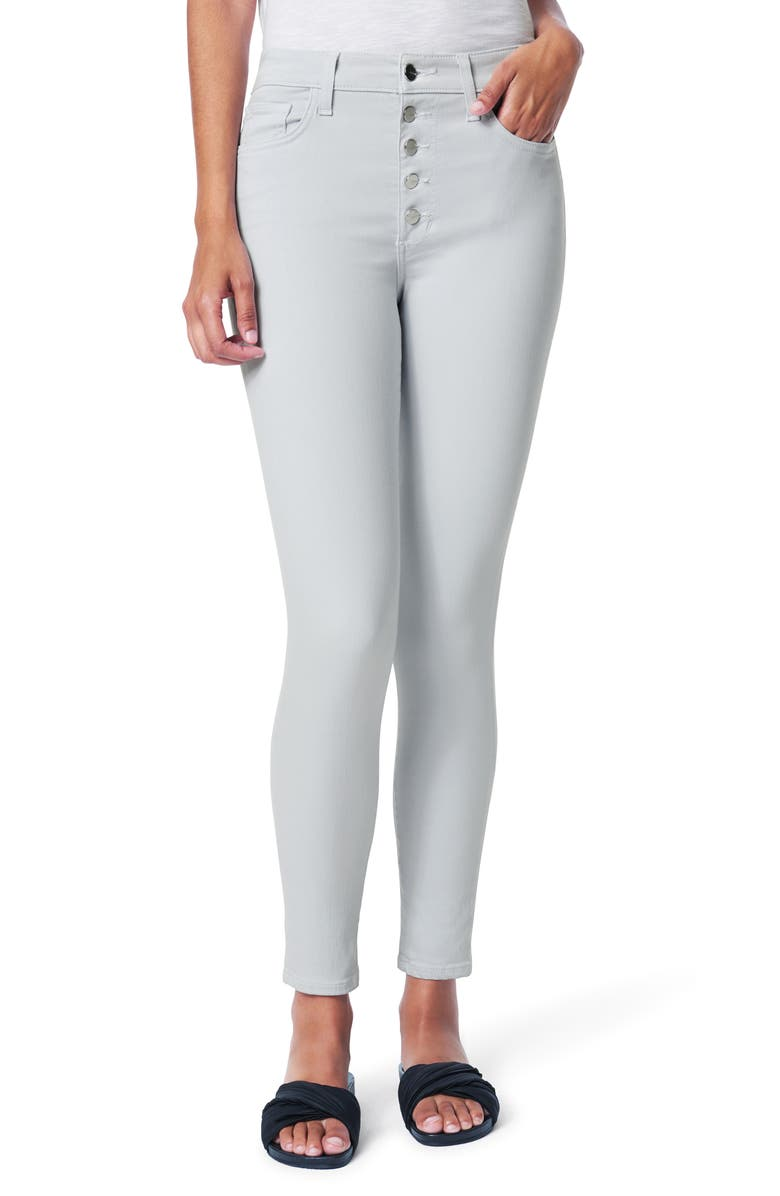 JOE'S The Charlie High Waist Skinny Jeans, Main, color, ILLUSION BLUE