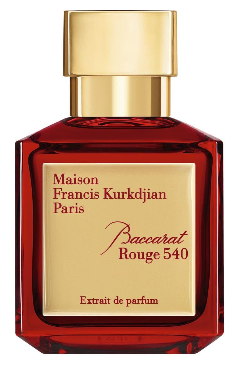 MAISON FRANCIS KURKDJIAN PARIS Baccarat Rouge 540 Extrait de Parfum, Main, color, NO COLOR