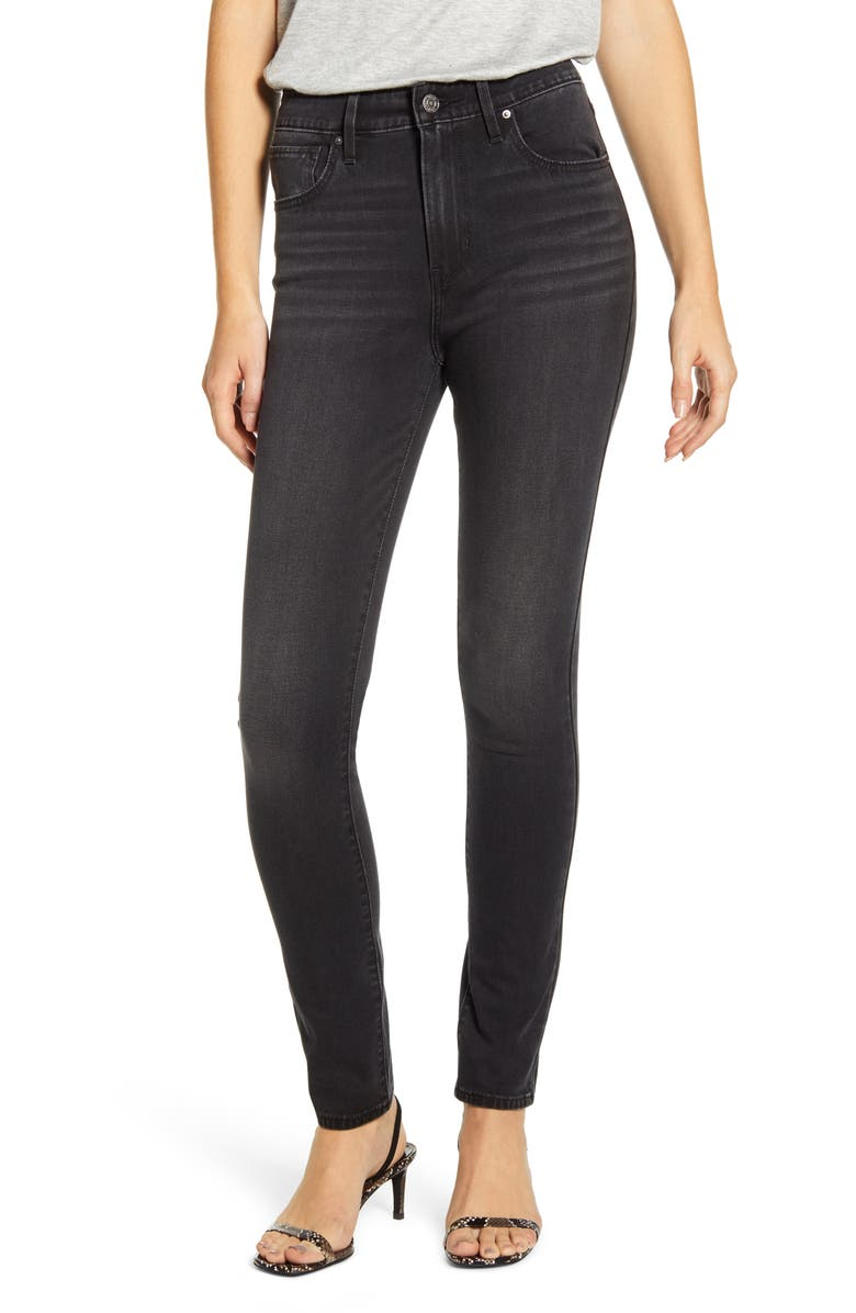 LEVI'S<SUP>®</SUP> 721<sup>™</sup> High Waist Skinny Jeans, Main, color, SHADY ACRES