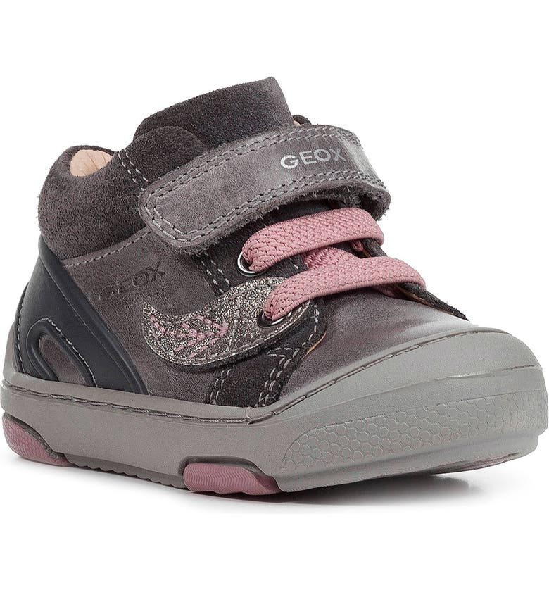 GEOX Jay J 2 Sneaker, Main, color, ANTHRACITE