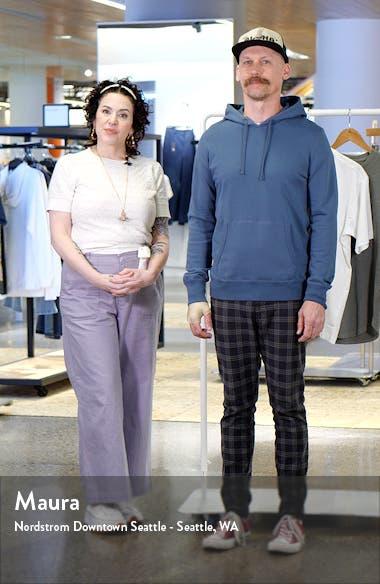 Solid Hooded Sweatshirt, sales video thumbnail