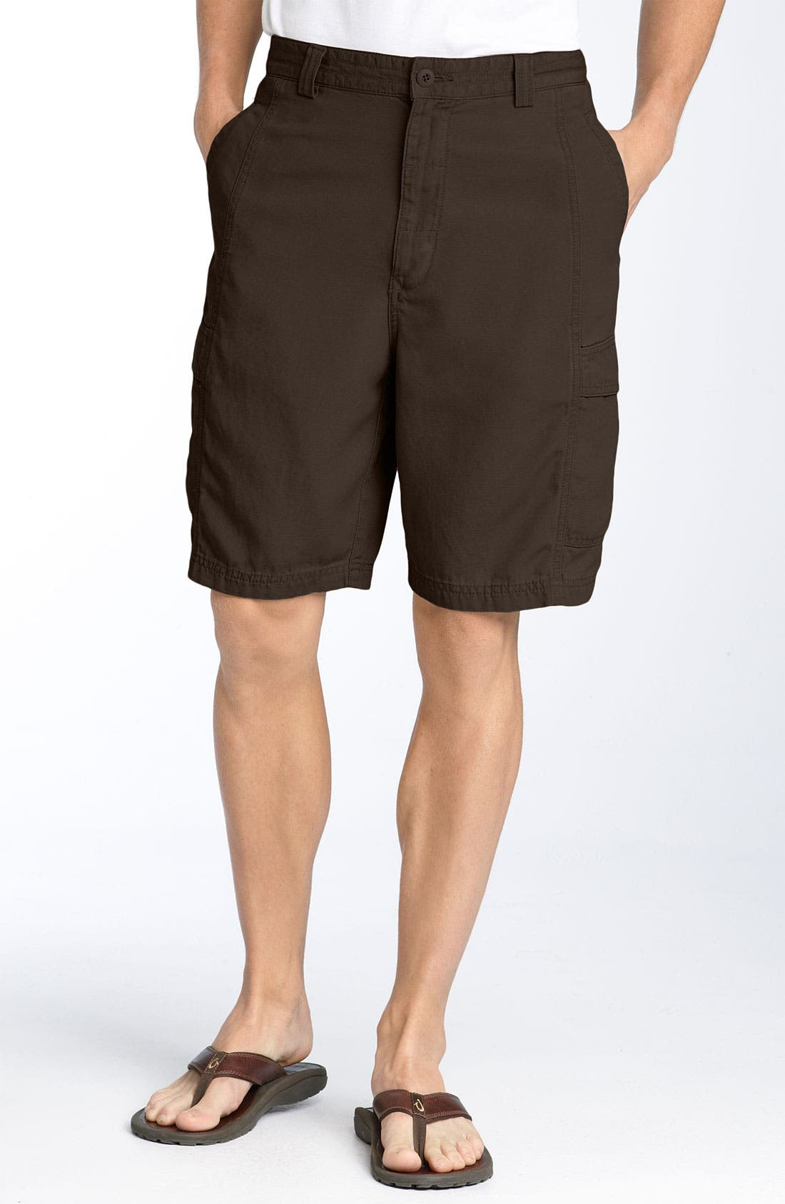 ,                             'Key Grip' Relaxed Fit Cargo Shorts,                             Main thumbnail 35, color,                             BXN