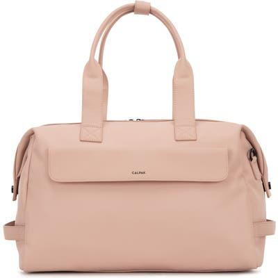 Calpak Hue Duffle Bag - Pink