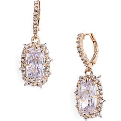 Alexis Bittar Crystal Drop Earrings