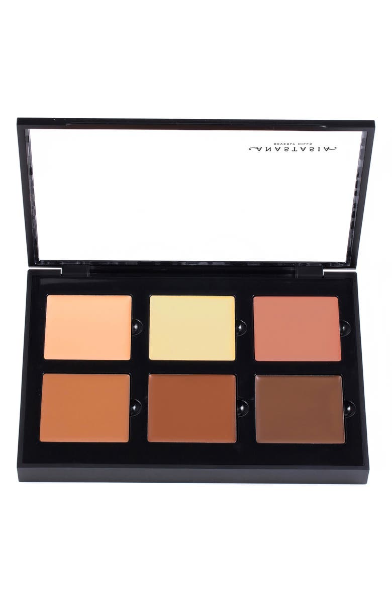 ANASTASIA BEVERLY HILLS Contour Cream Kit, Main, color, MEDIUM