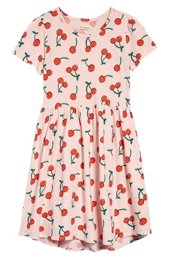 Tucker + Tate Cottons KIDS' PRINTED DRESS