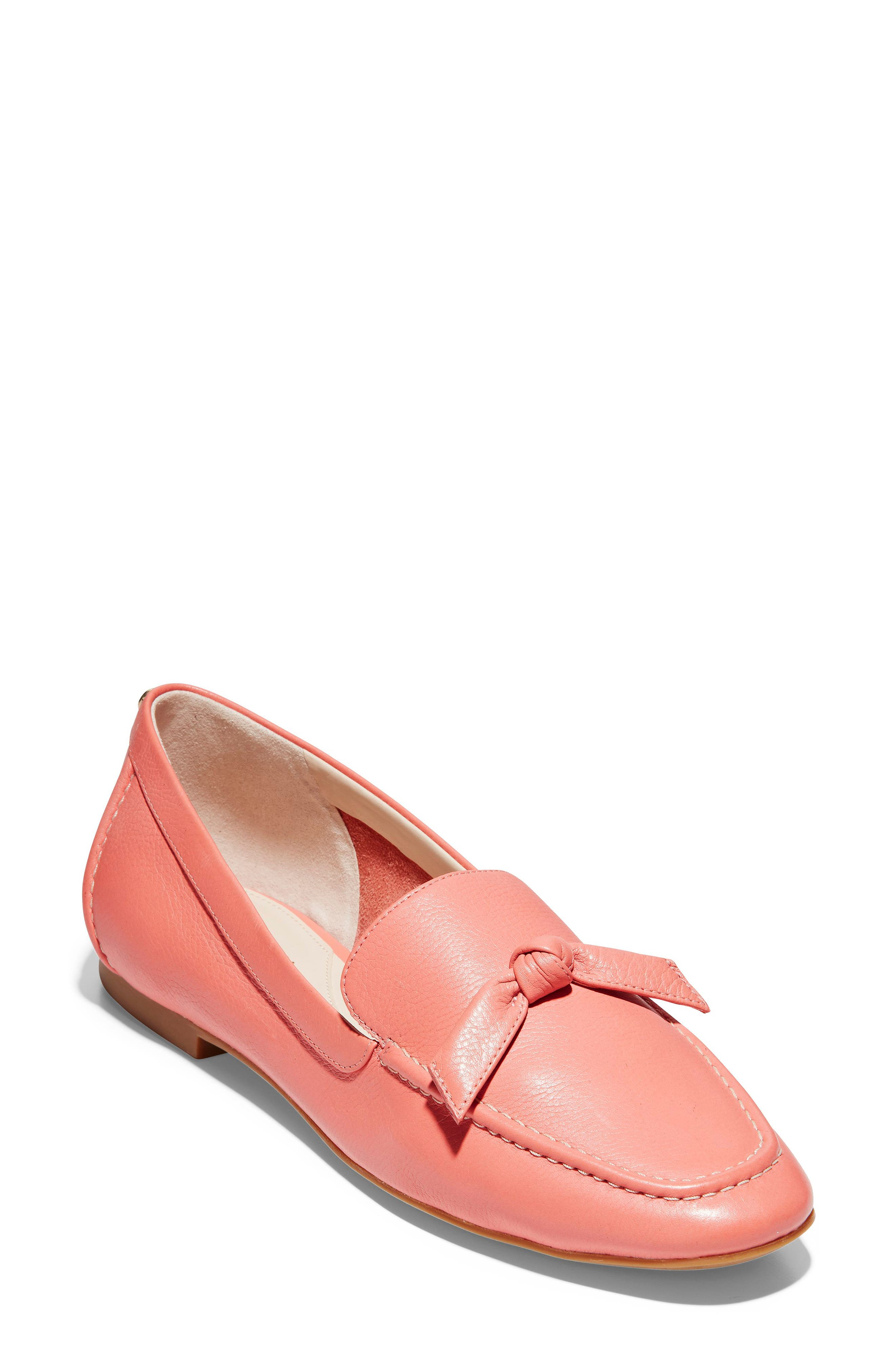 Image of Cole Haan Caddie Bow Loafer
