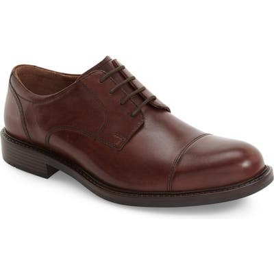 Johnston & Murphy Tabor Cap Toe Derby