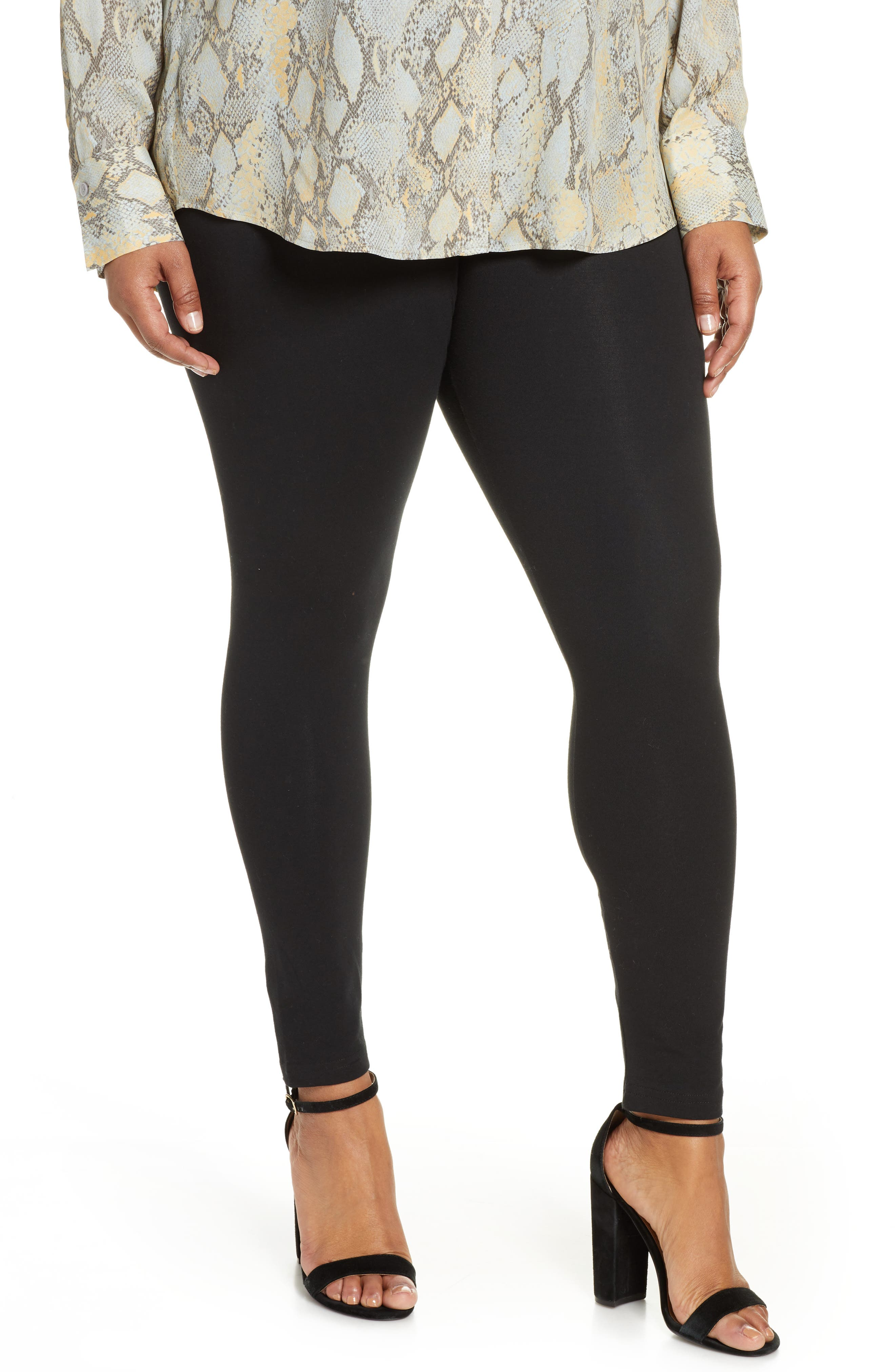 Plus Size Lysse Control Top Leggings