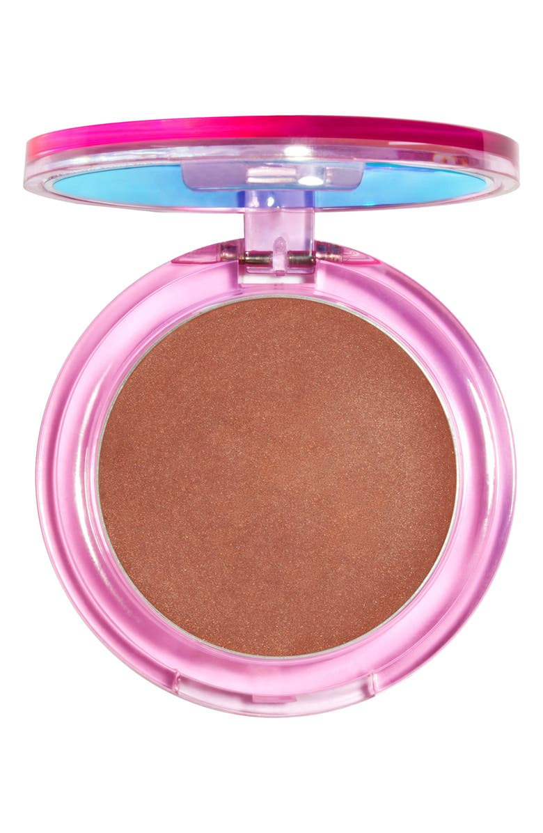 LIME CRIME Glow Softwear Blush, Main, color, CYBER