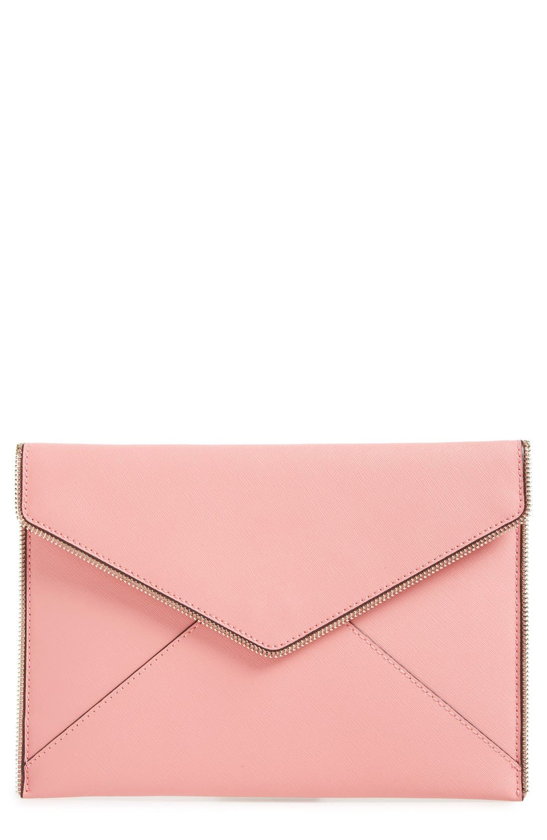 ,                             Leo Envelope Clutch,                             Main thumbnail 267, color,                             651