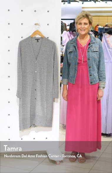 Long Wool Cardigan, sales video thumbnail
