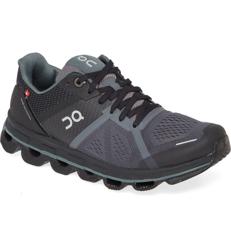 ON Cloudace Running Shoe, Main, color, GRAPHITE/ ROCK