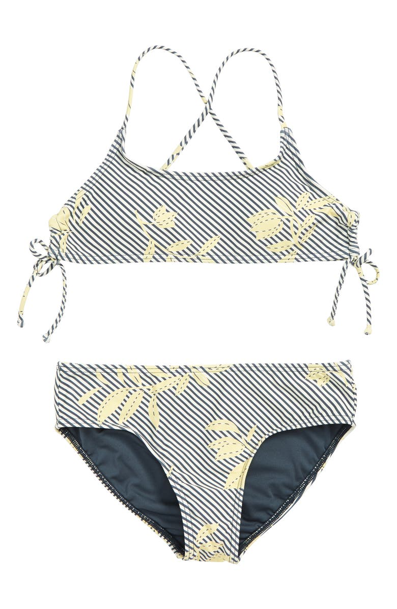 O'NEILL Ren Two-Piece Swimsuit, Main, color, DEEP TEAL