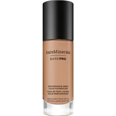 Bareminerals Barepro Performance Wear Liquid Foundation - 17 Fawn