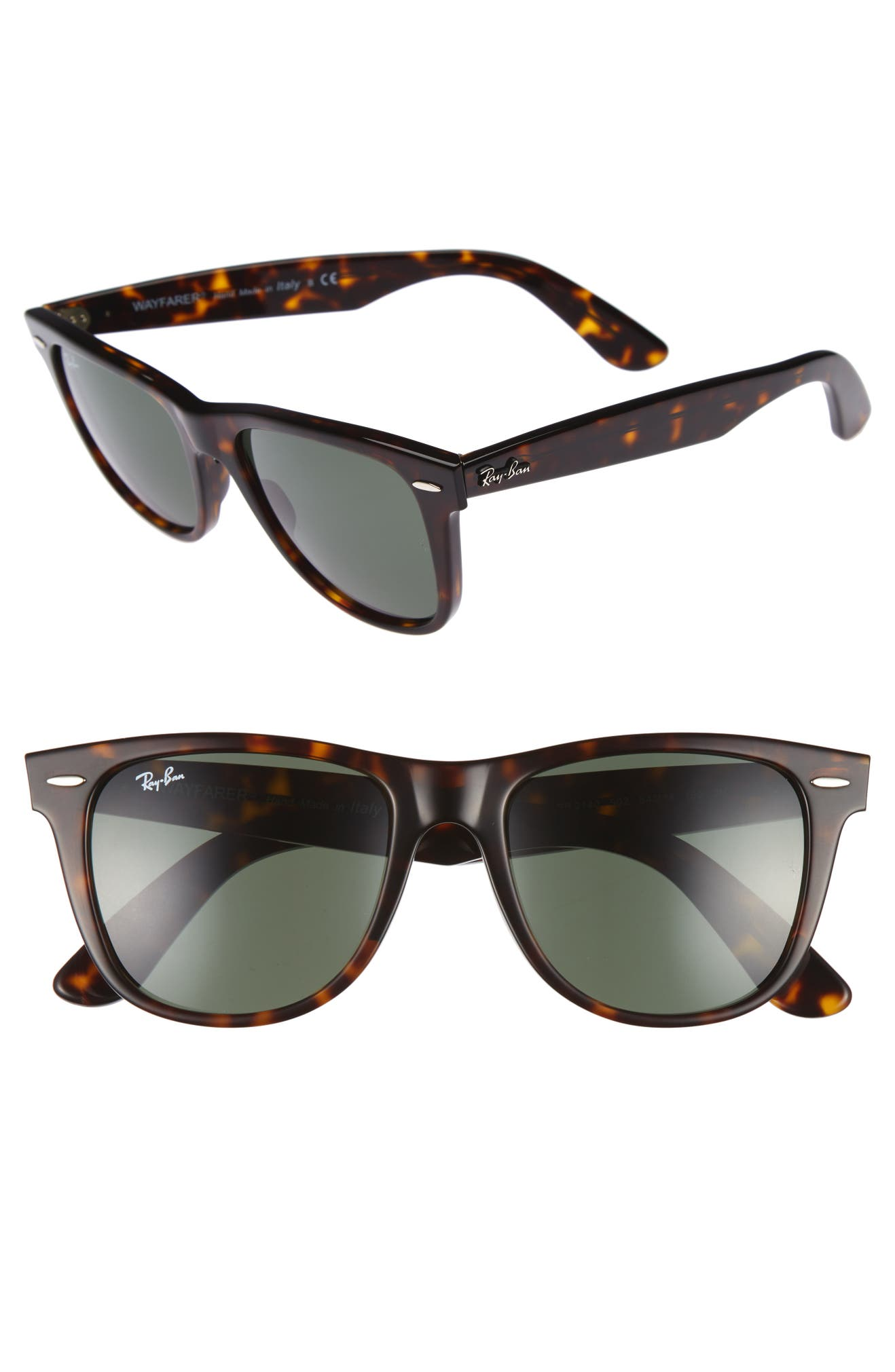 46038795c Ray-Ban Classic Wayfarer 54mm Sunglasses | Nordstrom