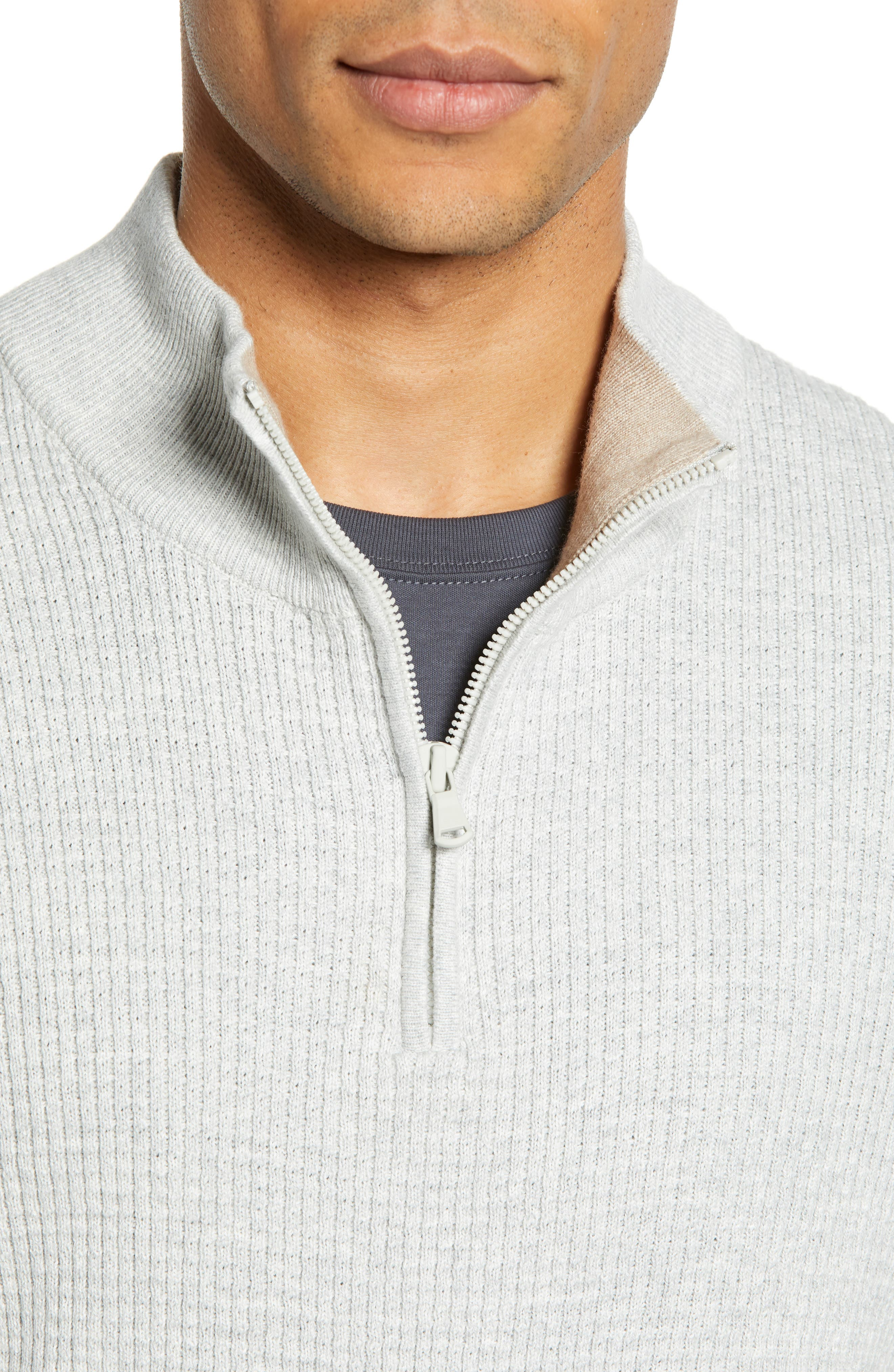 ,                             Higgins Quarter Zip Sweater,                             Alternate thumbnail 10, color,                             102