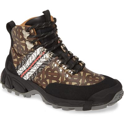 Burberry Tor Boot - Brown
