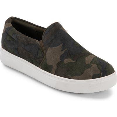 Blondo Gacie 2.0 Waterproof Slip-On Sneaker, Green