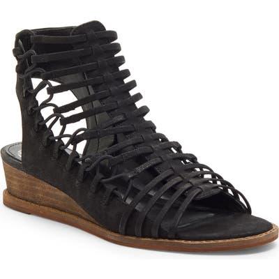 Vince Camuto Romera Gladiator Sandal, Black