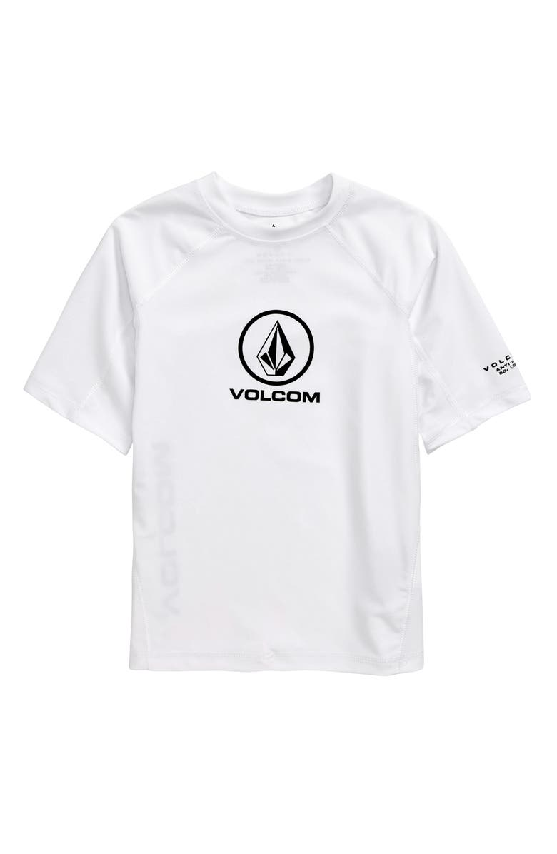 Volcom Lido Short Sleeve Rashguard Big Boys
