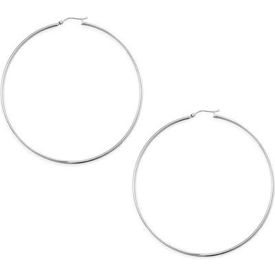 Bony Levy Extra Large Gold Hoop Earrings (Nordstrom Exclusive)