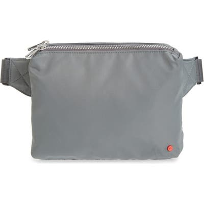 State Bags Webster Belt Bag - Grey