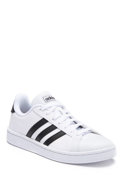 Image of adidas Grand Court Lace-Up Sneaker