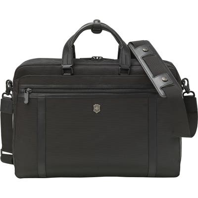 Victorinox Swiss Army Werks Pro 2.0 15-Inch Laptop Briefcase - Black