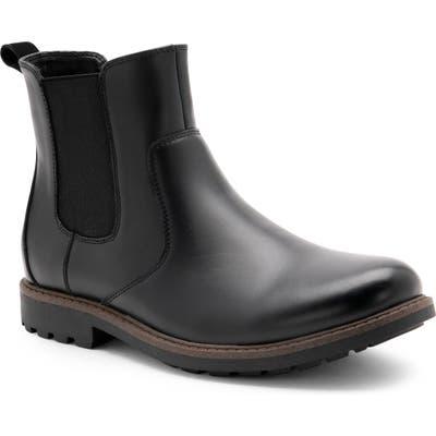 Blondo Shadow Waterproof Chelsea Boot- Black