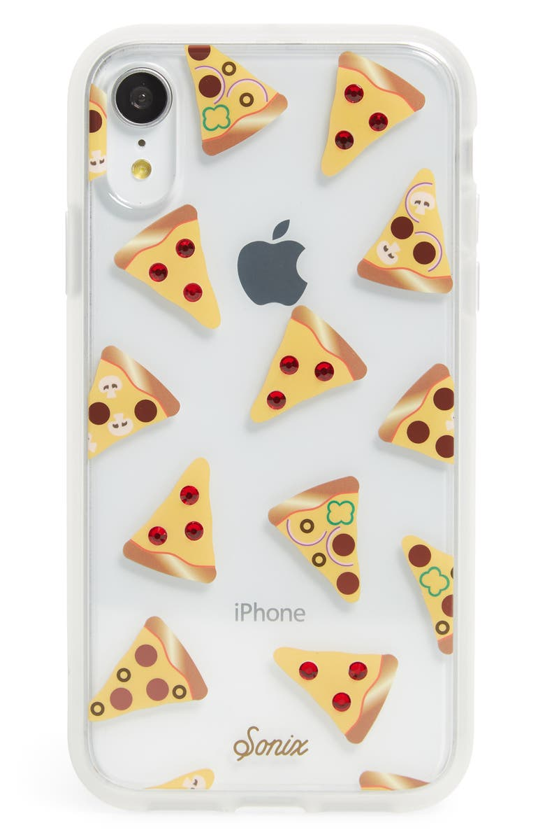 SONIX Slice Up Your Life iPhone X/Xs, XR & X Max Case, Main, color, RED