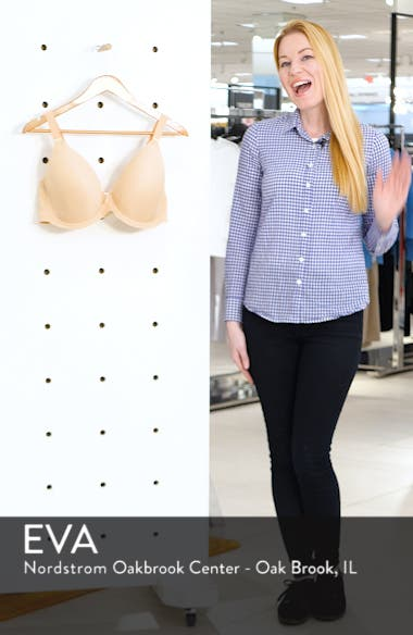 'Bijou' Underwire Plunge Bra, sales video thumbnail