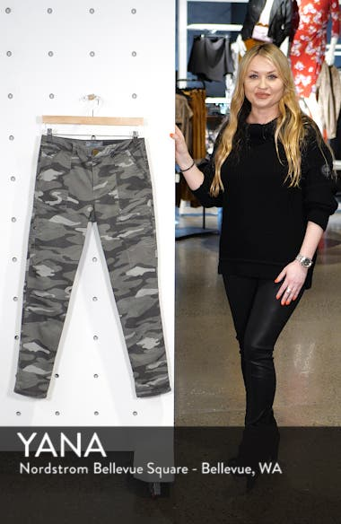 Flex-ellent Camo High Waist Cargo Pants, sales video thumbnail