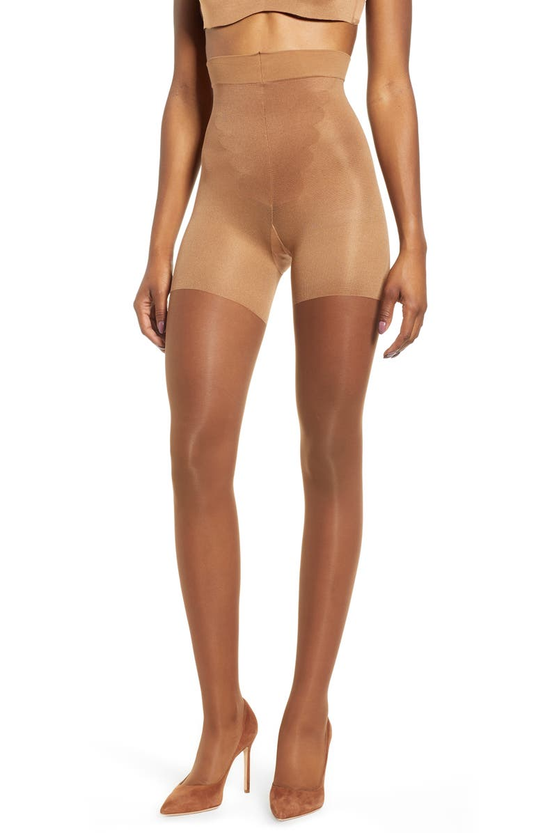 SPANX<SUP>®</SUP> Graduated Compression Shaping Sheers, Main, color, S6