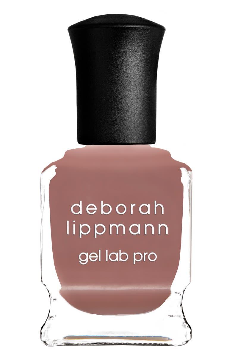 DEBORAH LIPPMANN The Wild Life Gel Lab Pro Nail Color, Main, color, BEEN AROUND THE WORLD
