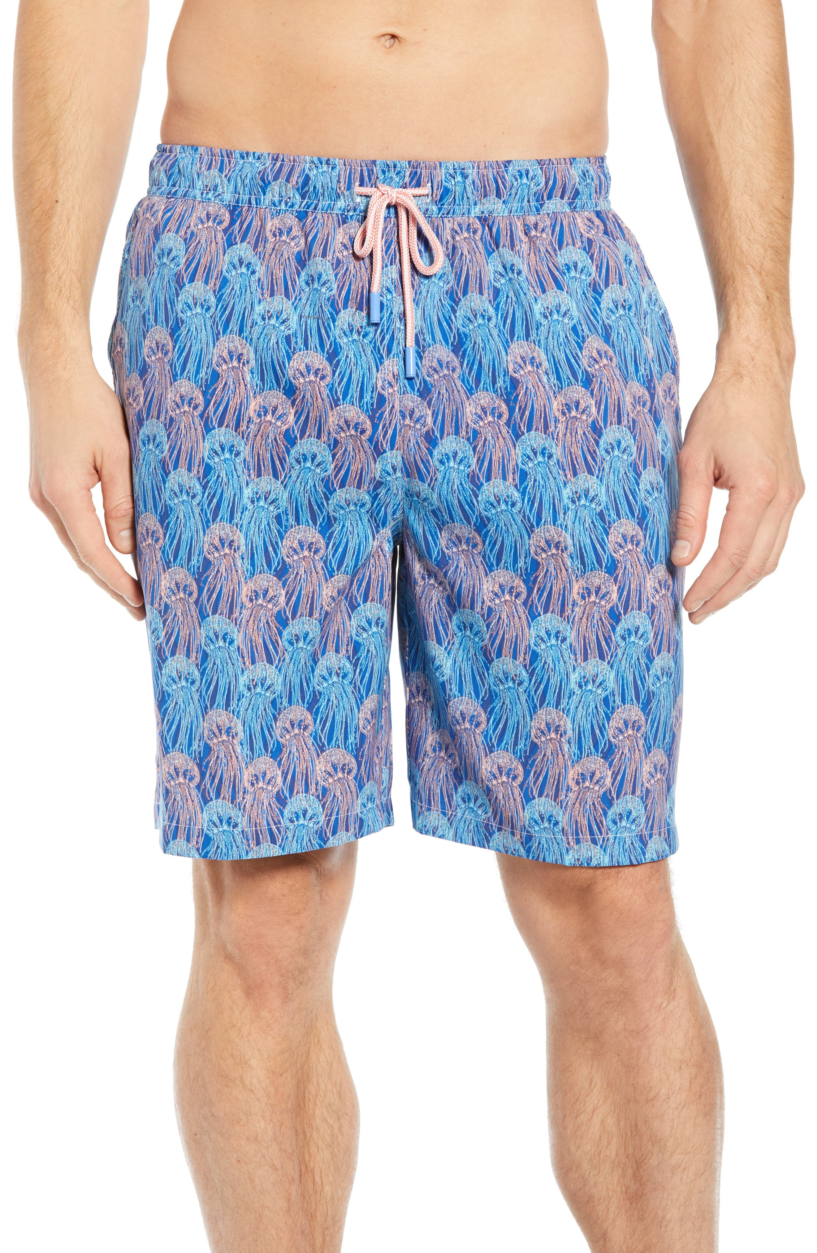 Peter Millar Jellys Swim Trunks, Blue