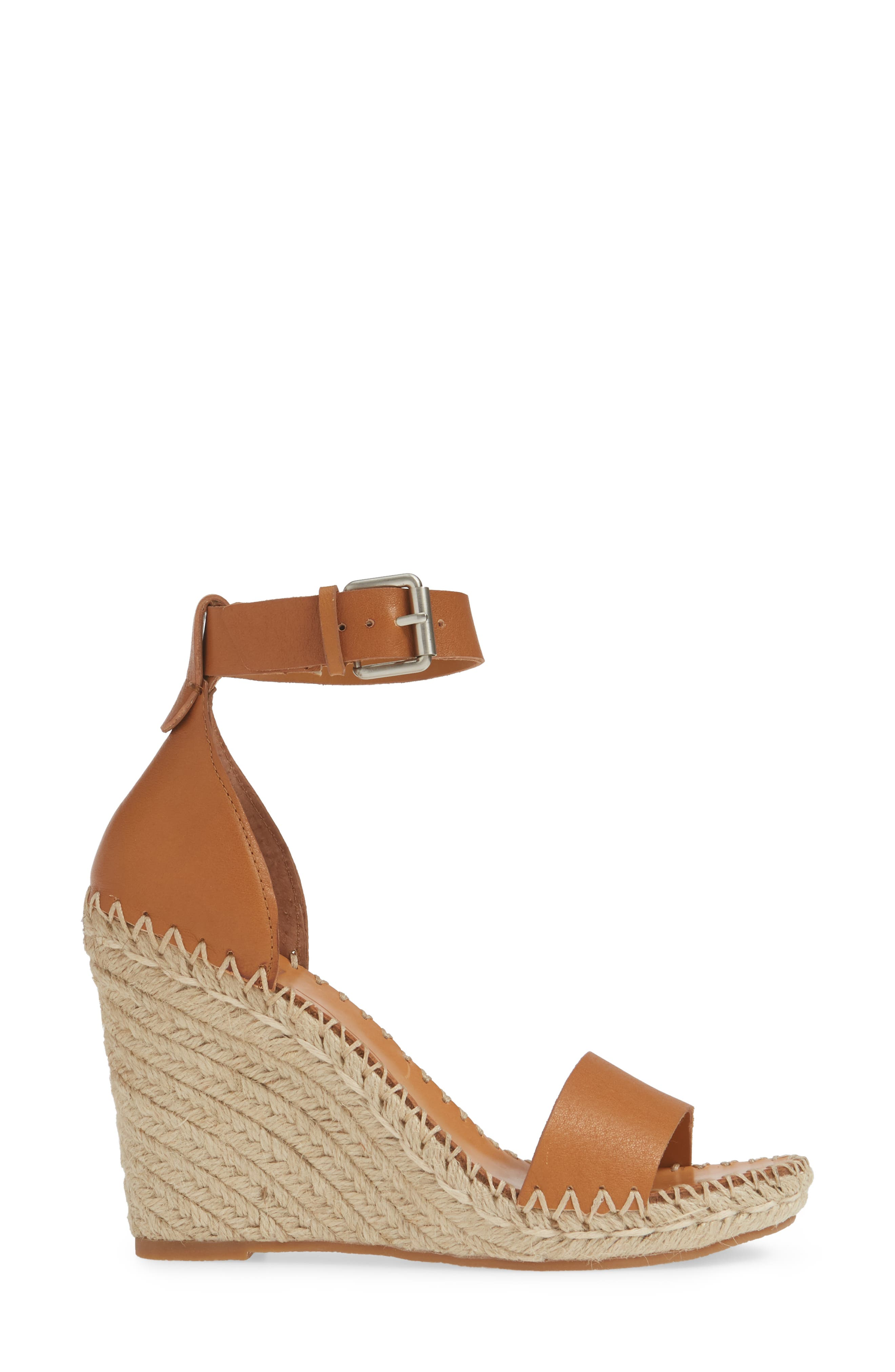 ,                             Noor Espadrille Wedge Sandal,                             Alternate thumbnail 9, color,                             232