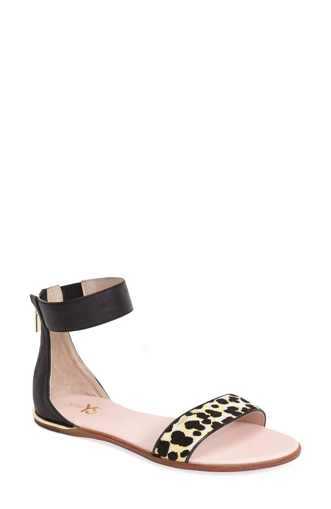 ,                             'Cambelle' Ankle Strap Sandal,                             Main thumbnail 39, color,                             275