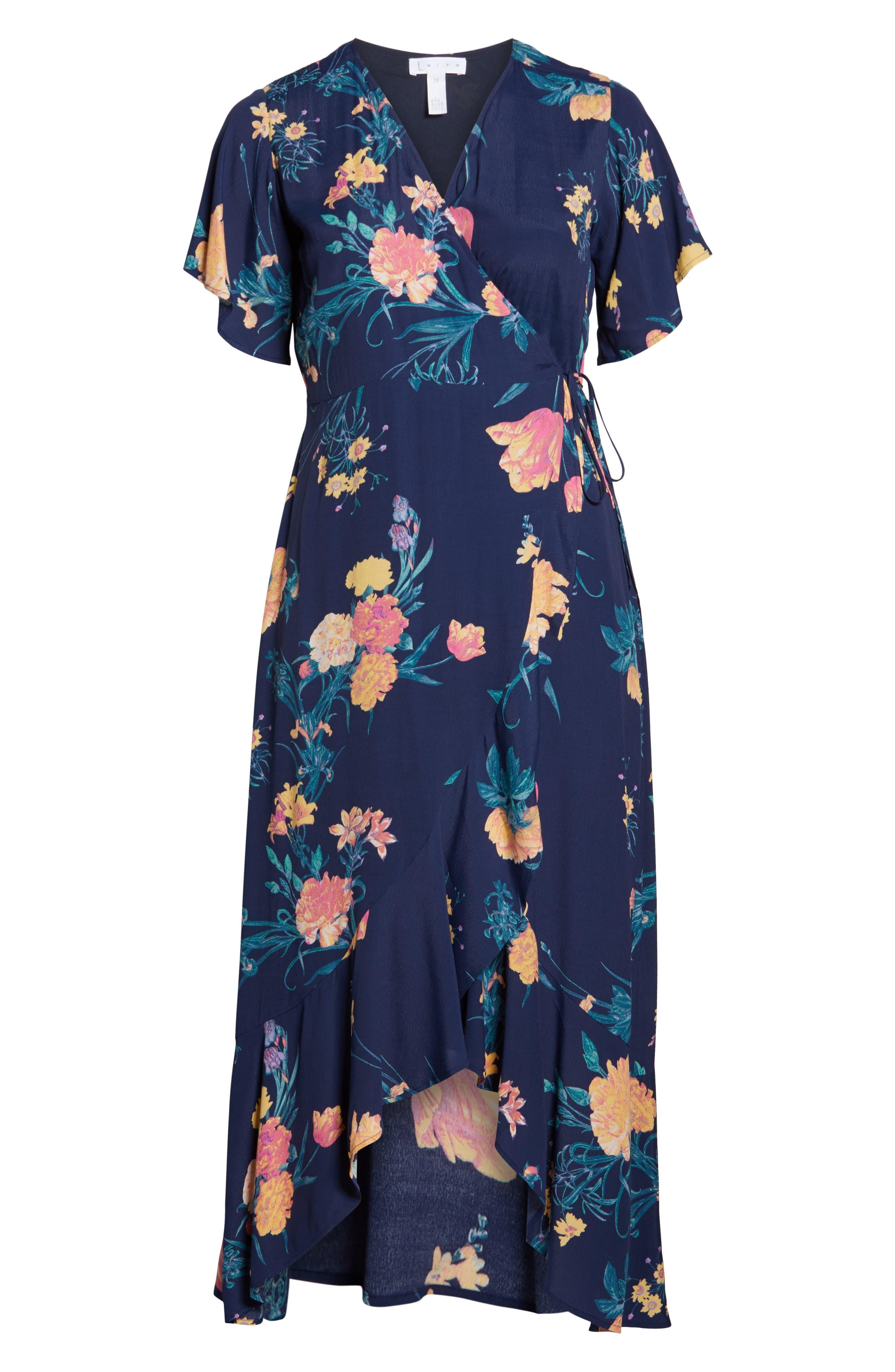 ,                             Long Languid Dress,                             Alternate thumbnail 13, color,                             410