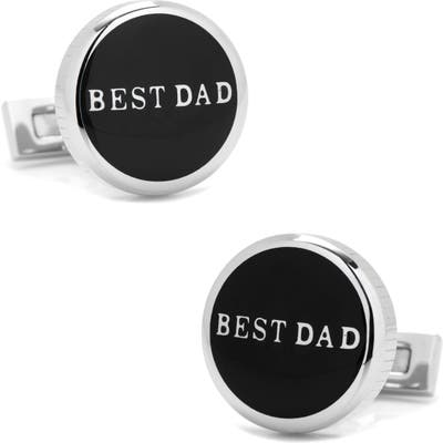 Cufflinks, Inc. Best Dad Cuff Links