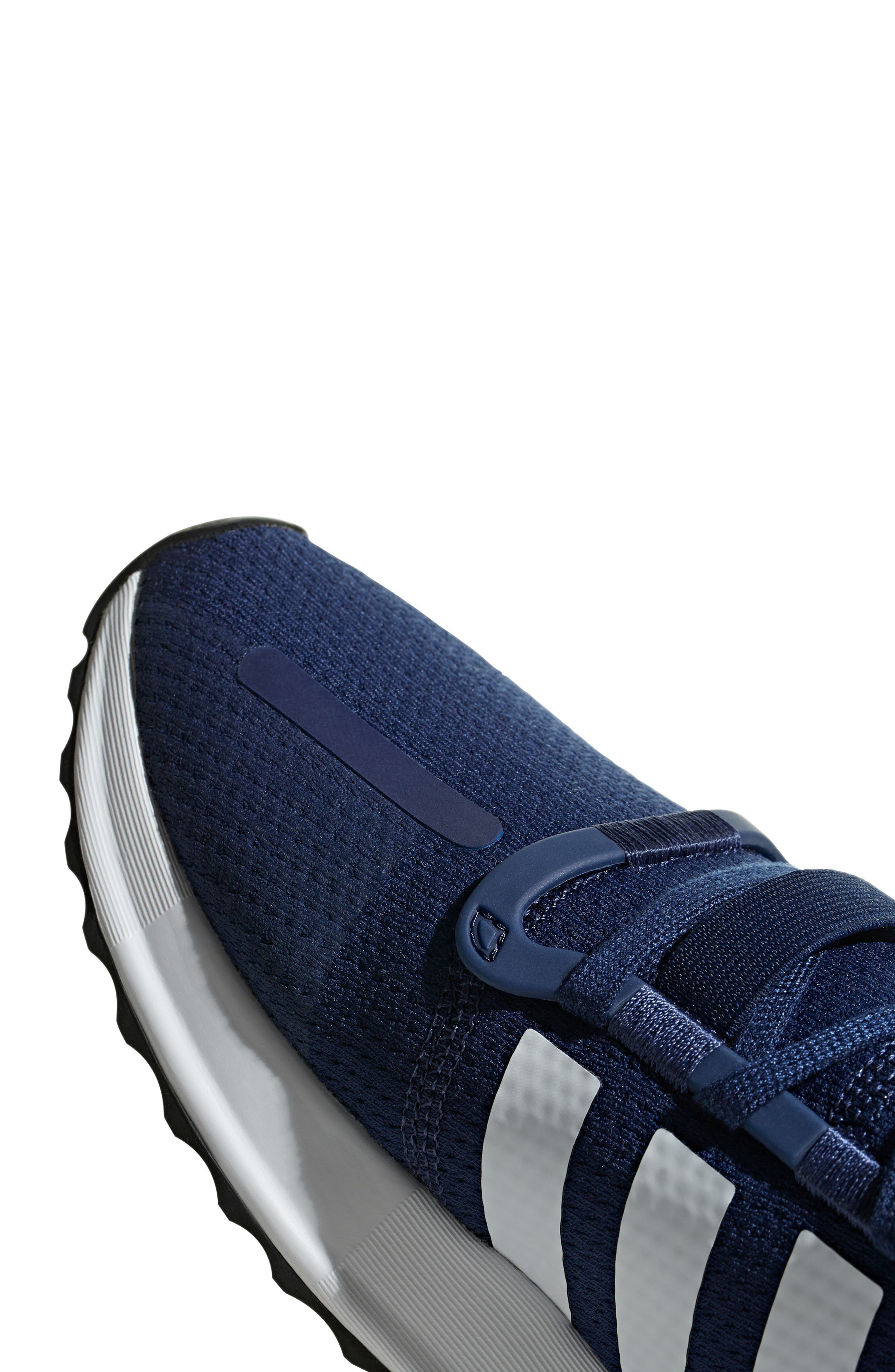 ,                             U-Path Run Sneaker,                             Alternate thumbnail 8, color,                             DARK BLUE/ WHITE