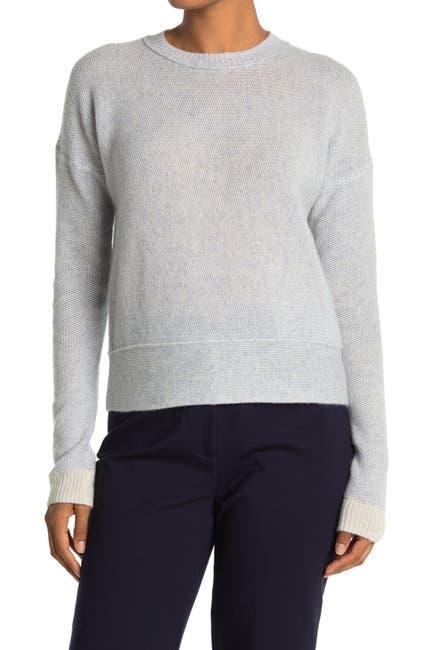 Image of Brochu Walker Hanne Crewneck Cashmere Sweater
