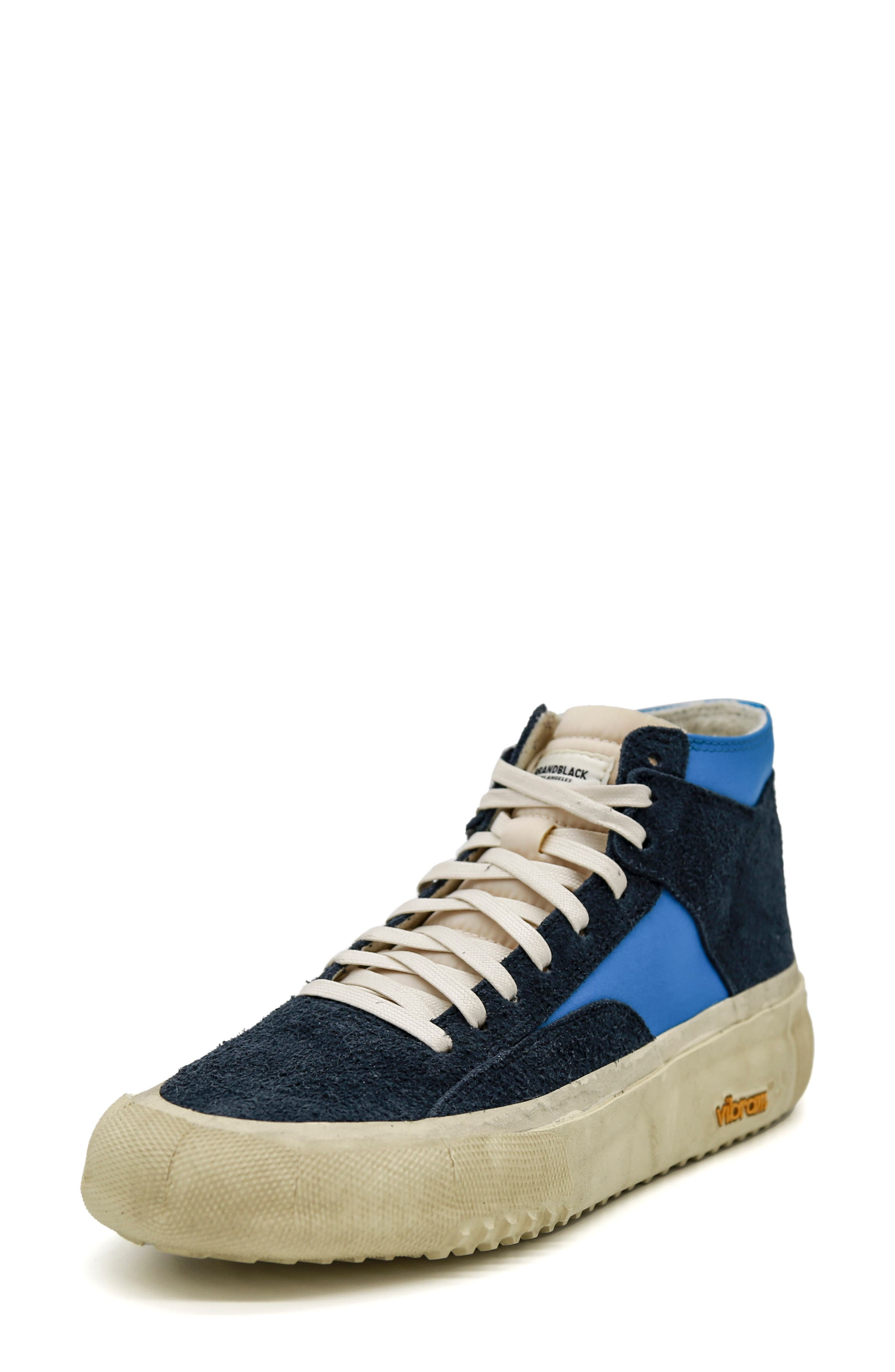 Capo Dirty High Top Sneaker