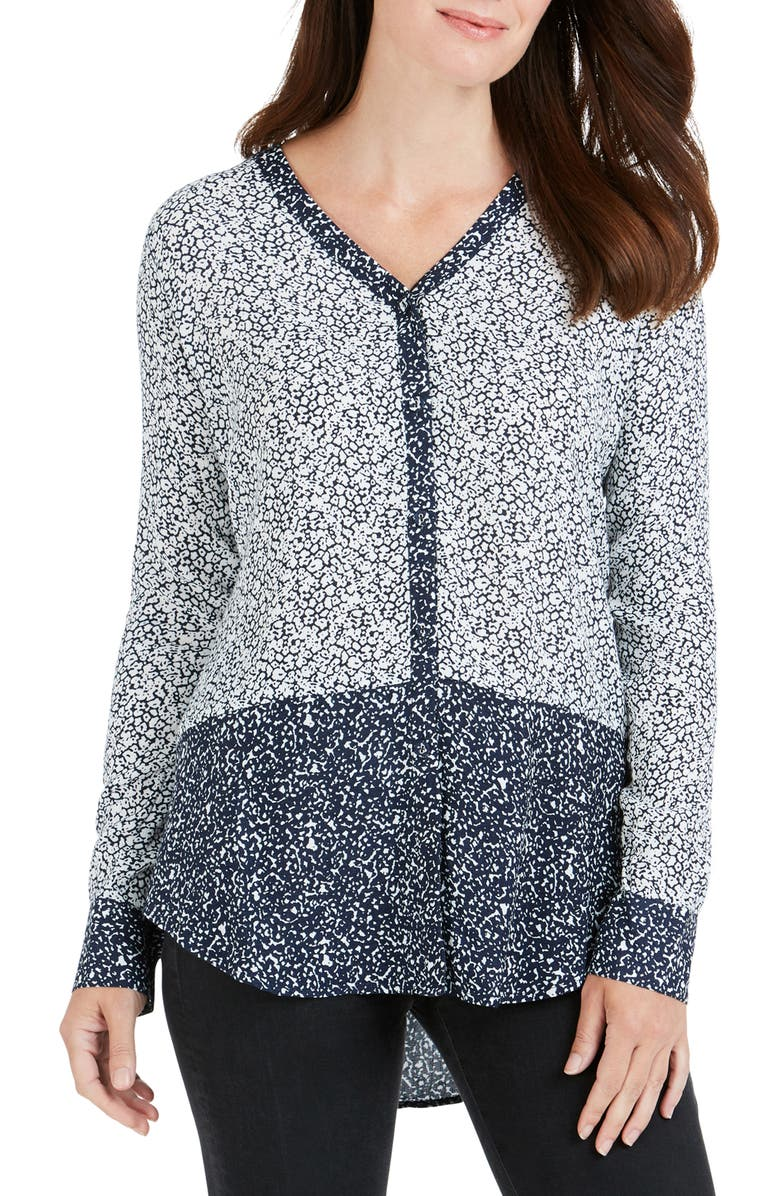 FOXCROFT Daisy Shirt, Main, color, 162