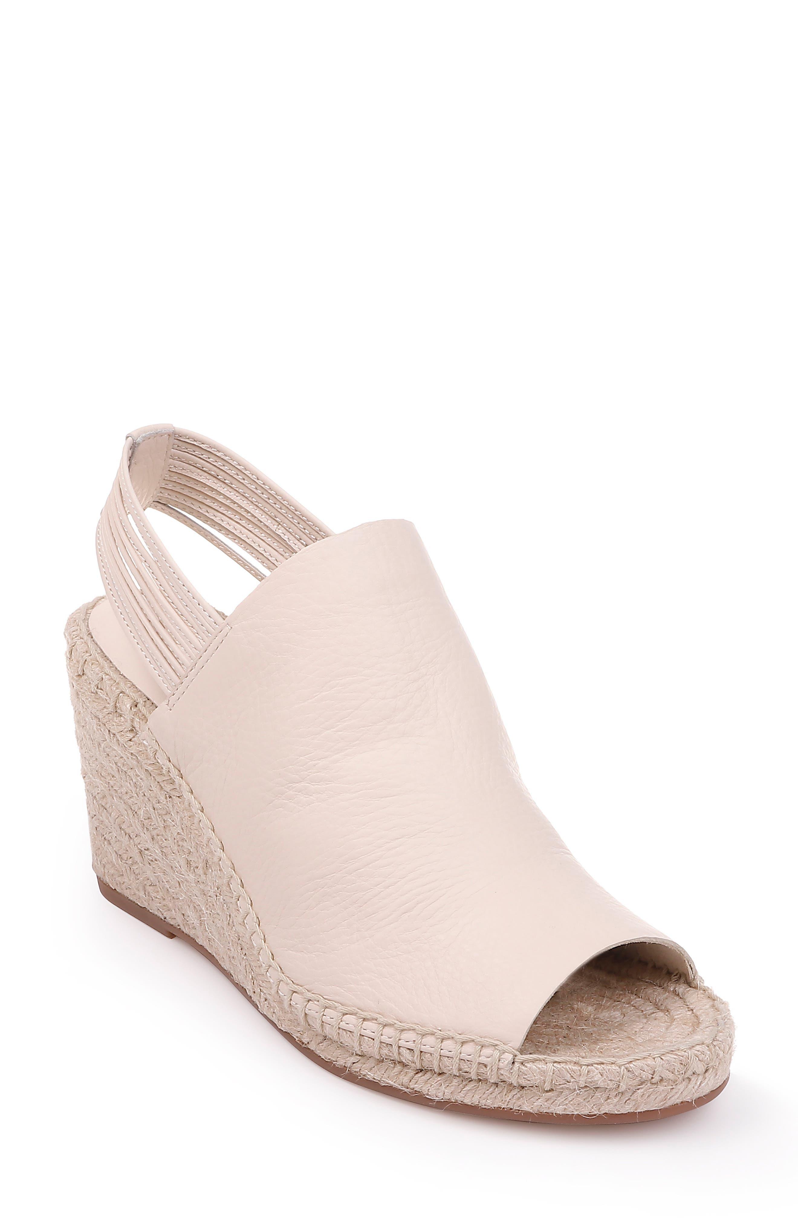 Splendid Simon Espadrille Wedge Sandal- Beige