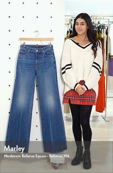 Modern Dojo High Waist Flare Jeans, sales video thumbnail