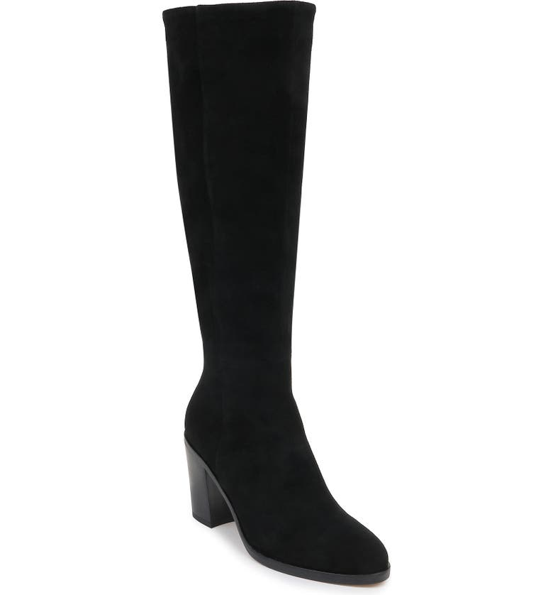 SPLENDID Patrick Boot, Main, color, BLACK SUEDE