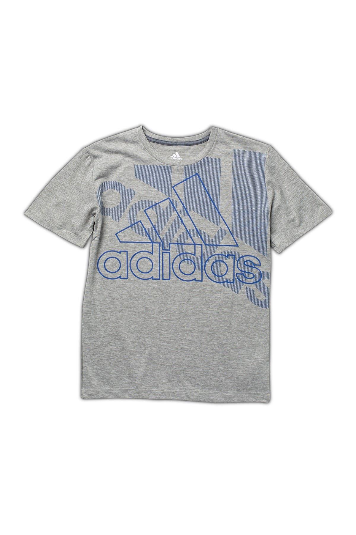 Image of adidas Short Sleeve Statement T-Shirt